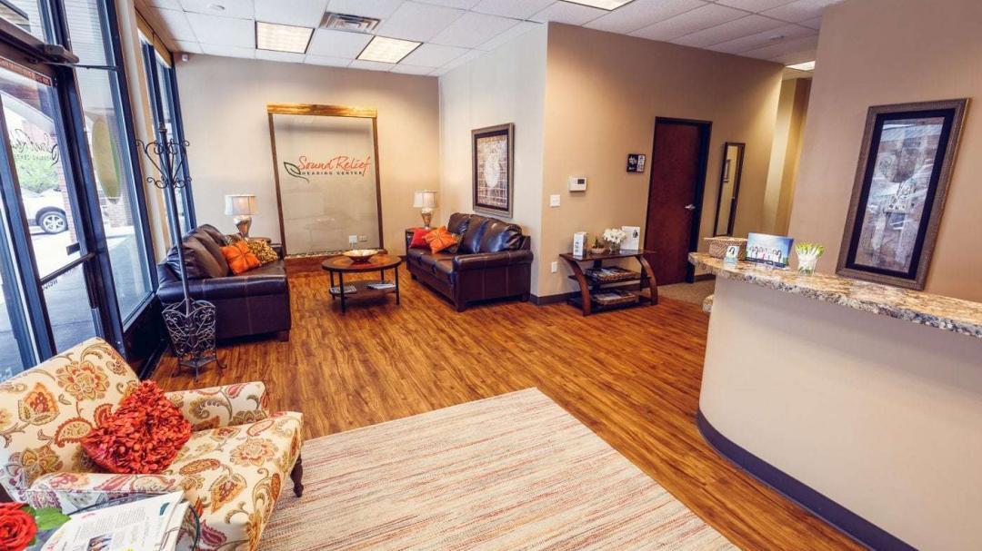 Sound Relief Hearing Center Centennial Colorado Center