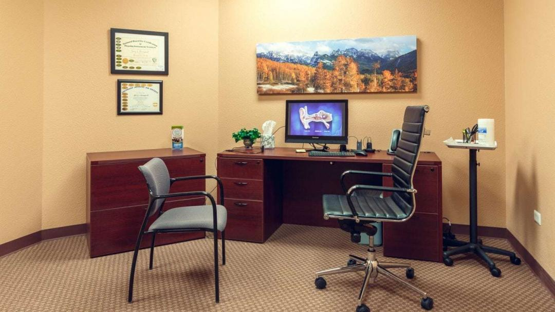 Sound Relief Hearing Center Westminster Colorado Center Office