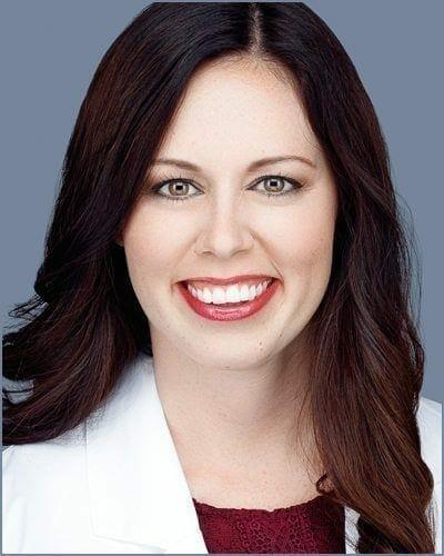 Audiologist Dr. Lindsay Collins