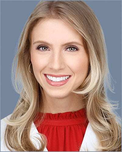 Audiologist Kenzie Phillips