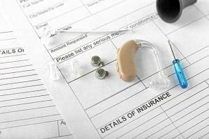 are audiologists covered by insurance?