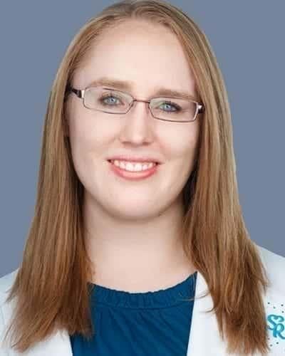 Audiologist Sarah Pitrone