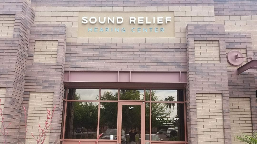 Sound Relief Hearing Center – Mesa, AZ