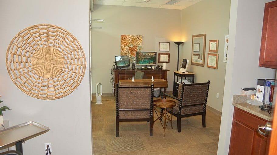 Golden Audiologist Office