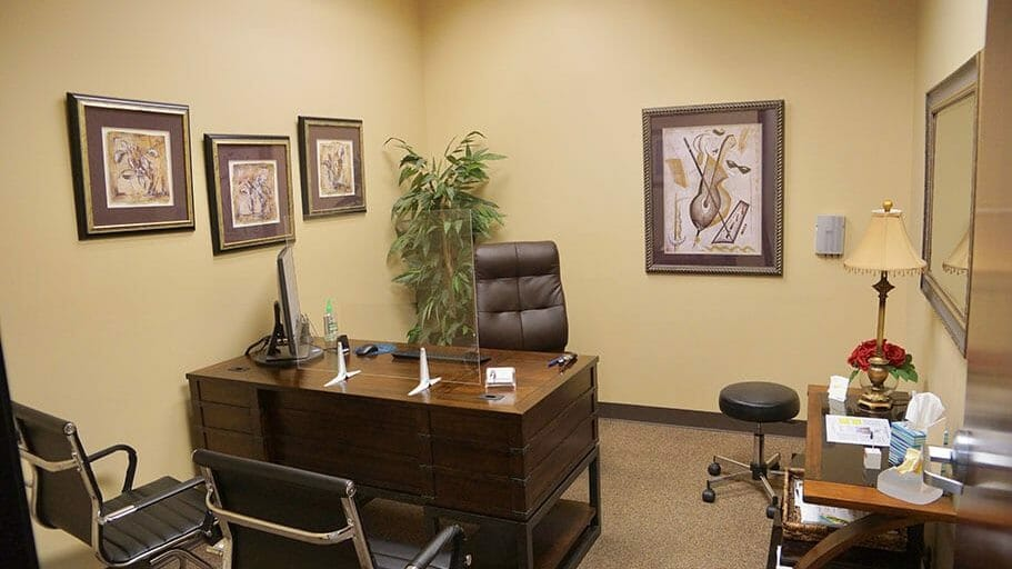 Tinnitus and Hearing Audiologist Office