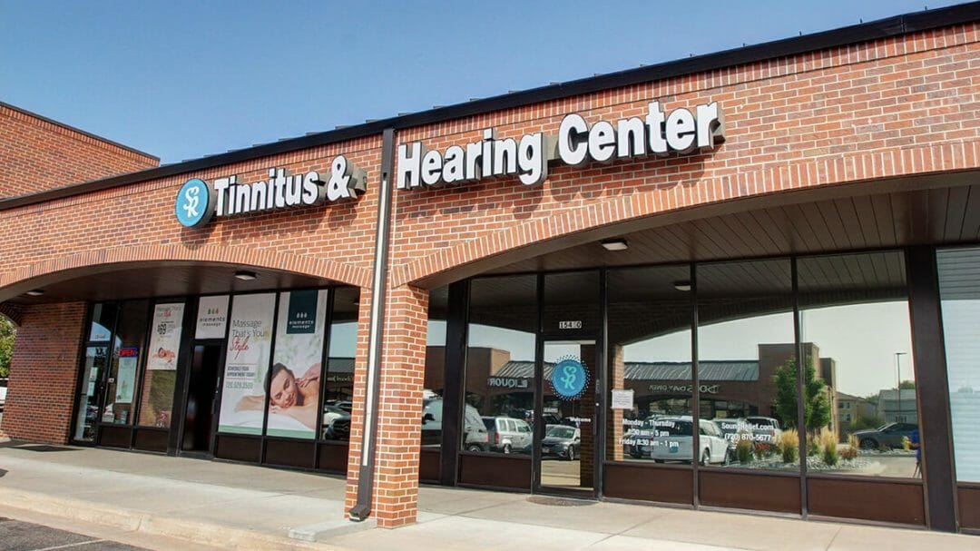 centennial hearing center