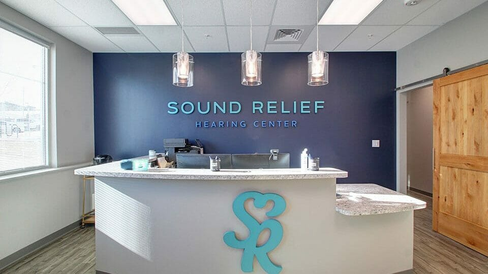 Sound Relief Tinnitus and Hearing Center – Golden